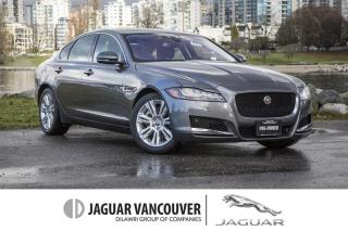 Used 2017 Jaguar XF 35t 3.0L AWD Premium *Certified Pre-Owned! for sale in Vancouver, BC