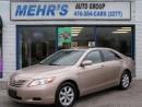 Used 2007 Toyota Camry LE LOADED SUNROOF ALLOYS DEALER MAINTAINED for sale in Scarborough, ON