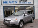 Used 2009 Subaru Forester X AWD LOADED 2.5L NO ACCIDENT for sale in Scarborough, ON