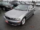 Used 2004 BMW 3 Series 325Ci. PRICE REDUCED.  WHAT A DEAL for sale in Surrey, BC