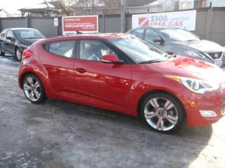Used 2015 Hyundai Veloster w/Tech $500.00 REBATE INTERNET SALE for sale in Sutton West, ON
