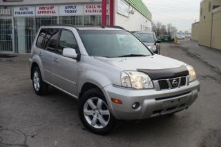 Used 2006 Nissan X-Trail BONAVISTA for sale in Etobicoke, ON