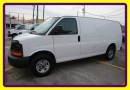 Used 2012 Chevrolet Express 2500 CARGO VAN NO WINDOWS for sale in Woodbridge, ON