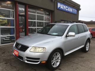 Used 2004 Volkswagen Touareg for sale in Kitchener, ON