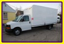 Used 2015 GMC 4500 G-3500 16 FT UNICELL BOX TRUCK, RAMP for sale in Woodbridge, ON