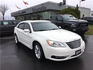 Used 2011 Chrysler 200 Touring for sale in Cornwall, ON