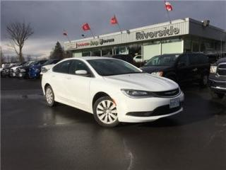 Used 2016 Chrysler 200 LX for sale in Cornwall, ON
