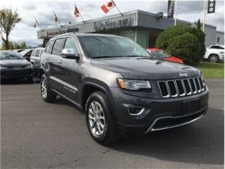Used 2015 Jeep Grand Cherokee Limited for sale in Cornwall, ON