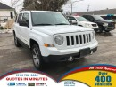 Used 2016 Jeep Patriot High Altitude | LEATHER | ROOF | 4X4 for sale in London, ON