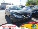 Used 2016 Nissan Altima 2.5 SV | ROOF | CAM | SAT RADIO | ONE OWNER for sale in London, ON