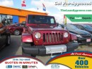 Used 2011 Jeep Wrangler Unlimited Sahara | 4X4 | 2TOPS | TOW PACKAGE for sale in London, ON