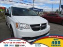 Used 2014 Dodge Grand Caravan CVP | SAT RADIO for sale in London, ON