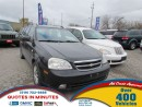 Used 2007 Chevrolet Optra LT | ROOF| FRESH TRADE | AS IS for sale in London, ON