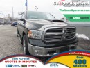 Used 2014 Dodge Ram 1500 Big Horn | 4X4 | V8 | NAV | SPOILER for sale in London, ON