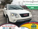 Used 2008 GMC Acadia SLT   AWD   LEATHER   7PASS   HEATED SEATS for sale in London, ON