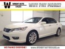 Used 2014 Honda Accord TOURING| NAVIGATION| LEATHER| SUNROOF| 74,199KMS for sale in Cambridge, ON