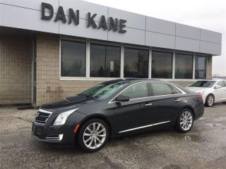 Used 2016 Cadillac XTS Luxury Collection for sale in Windsor, ON