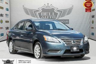 Used 2014 Nissan Sentra S, BLUETOOTH, CRUISE CONTROL, AIR CONDITIONING, AUX for sale in Toronto, ON