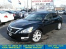 Used 2013 Nissan Altima SV Sunroof Alloys/Camera/Btooth &GPS$49/wkly for sale in Mississauga, ON