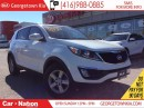 Used 2014 Kia Sportage LX | ONE OWNER ARRIVAL | FULLY KIA CERTIFIED | for sale in Georgetown, ON