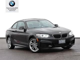 Used 2016 BMW 228i Xdrive Coupe Premium Package Enhanced/Executive Pa for sale in Markham, ON