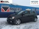 Used 2016 Chevrolet Sonic LT HATCHBACK, APPEARANCE PKG, SUNROOF, ALUMINUM WH for sale in Ottawa, ON