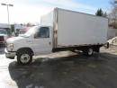 Used 2013 Ford E350 16 ft gas cube van with power lift gate for sale in Richmond Hill, ON