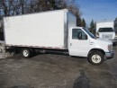 Used 2013 Ford E350 16 ft gas cube van for sale in Richmond Hill, ON