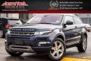 Used 2014 Land Rover Evoque Pure Plus|4WD|PanoSunroof|RearCam|DrvrMem|19