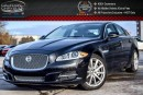 Used 2013 Jaguar XJ AWD|Navi|Pano Sunroof|Backup Cam|Bluetooth|Leather|19