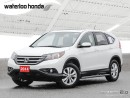 Used 2014 Honda CR-V EX-L for sale in Waterloo, ON