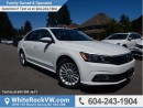 New 2017 Volkswagen Passat 1.8 TSI Comfortline HEATED FRONT & REAR SEATS, APP-CONNECT, SUNROOF for sale in Surrey, BC