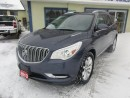 Used 2013 Buick Enclave LOADED CXL EDITION 7 PASSENGER 3.6L - V6.. AWD.. LEATHER.. CAPTAINS & THIRD ROW.. DUAL SUNROOF.. NAVIGATION.. BOSE.. for sale in Bradford, ON