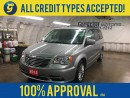 Used 2015 Chrysler Town & Country TOURING*LEATHER*DUAL ROW STOW' N GO*BACK UP CAMERA*REMOTE START*POWER SLIDING DOORS AND LIFT GATE*POWER DRIVER SEAT*HEATED FRONT SEATS/STEERING WHEEL* for sale in Cambridge, ON