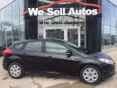 Used 2014 Ford Focus SE *BTOOTH *HTD SEATS *POWER/LIFT GATE *LOW KM for sale in Winnipeg, MB