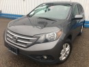 Used 2013 Honda CR-V EX-L AWD *LEATHER-SUNROOF* for sale in Kitchener, ON