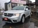 Used 2014 Dodge Journey R/T, NAVI, 7-PASS, AWD, LEATHER, BACK-UP CAM for sale in Scarborough, ON