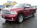 Used 2014 RAM 1500 Longhorn LIMITED CrewCab 4X4 for sale in Brantford, ON