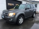 Used 2010 Ford Escape XLT for sale in Kingston, ON