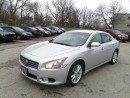 Used 2011 Nissan MAXIMA POWER GROUP * LEATHER * SUNROOF * BLUETOOTH * EXTRA CLEAN for sale in London, ON