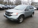 Used 2010 Honda CR-V LX * REAR CAM * POWER GROUP * LOW KM for sale in London, ON