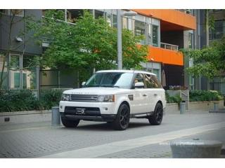 Used 2011 Land Rover Range Rover SPORT SUPERCHARGED for sale in Vancouver, BC