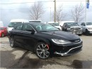 Used 2016 Chrysler 200 C**PANORAMIC SUNROOF**NAVIGATION** for sale in Mississauga, ON