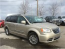 Used 2016 Chrysler Town & Country TOURING-L**DUAL DVD**LEATHER SEATING** for sale in Mississauga, ON