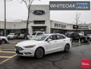 Used 2017 Ford Fusion SE, CERTIFIED PRE-OWNED PROGRAM for sale in Mississauga, ON