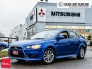 Used 2015 Mitsubishi Lancer SE AWC -Heated Seats, All Wheel Control for sale in Mississauga, ON