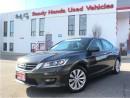 Used 2014 Honda Accord Sedan EX-L | LEATHER | SUNROOF | ALLOYS for sale in Mississauga, ON