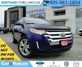 Used 2013 Ford Edge SEL | AWD | NAV | HEATED SEATS | TOW PKG for sale in Brantford, ON