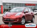 Used 2012 Nissan Leaf SL*Navigation*Accident Free for sale in Ajax, ON
