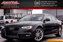 Used 2016 Audi A5 Premium|S-Line Pkg|Sunroof|Bluetooth|SatRadio|RearParkAssist|Keyless Go|18